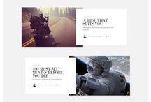 WEBDESIGN / Design inspo for websites