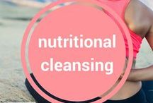 Nutritional Cleansing / Your journey to a healthier, happier more positive life!