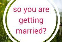 Dream Wedding / It's time to start designing your dream wedding!