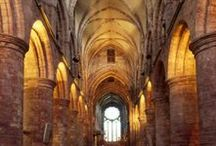 Scottish,Churches, Abbeys and Cathedrals