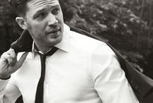 TOM HARDY ♡ / My future husband.