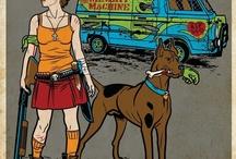 Scooby Doo Apocalypse / by Delectably Deviant