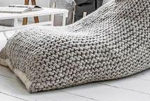 Poufs & Pillows
