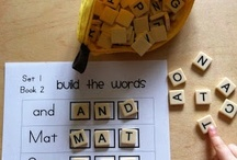 Reading and Writing Skill / Fun activities to do with your kids in order to build their reading and writing skills