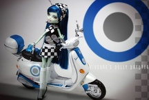 Doll Scooter / by Delectably Deviant