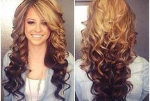 Lovely locks / These are the things I need to do with my hair! I love these hairstyles!