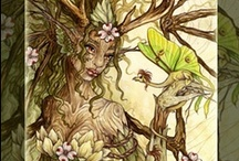 Dryad / by Delectably Deviant