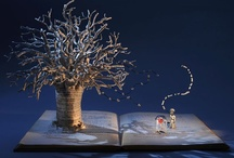 Su Blackwell - Fairy Tale Book Sculptures