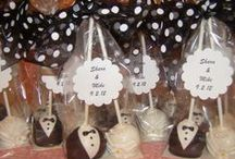 I do!wedding/bridal shower cake pops