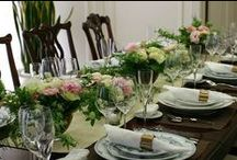 Wedding Decor & Table Settings / Wedding Decorations for ceremonies and lunch or dinner