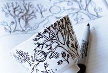 Doodle art / sharpie love