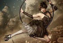 Gothic Circus / by Delectably Deviant