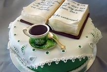Edible Books / Southington Library is holding and Edible Book contest. Here are some cool samples.