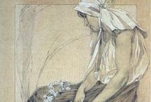 Artists: alfons mucha