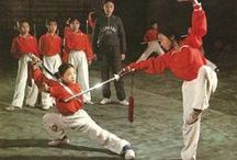 China: martial arts
