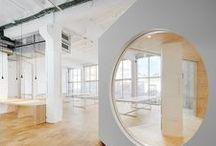 DESIGN OFFICE / 世界には想像もつかないような素敵なオフィスがたくさんあります。 ここではTOKYO WORKSPACE メンバーの目線で日々ピックアップしています。