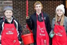 SJL Service / Our students at St. John LaLande School have logged over 6,000 hours of service this year!