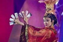 China: circus/acrobats