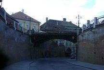 Sibiu - Piata Mare - Podul Minciunilor / Piata Mare