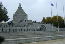 Mausoleul Eroilor Marasesti - Vrancea - Romania / Marasesti