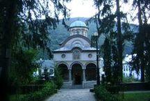 Manastirea Cozia - Calimanesti / Cozia