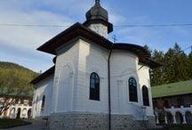 Manastirea Agapia - Piatra-Neamt / Piatra-Neamt