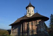 Monastery Moldovița - Suceava / Monastery Moldovița - Suceava - Romania