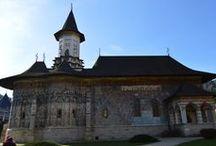 Monastery Sucevița - Suceava / Monastery Sucevița - Suceava - Romania
