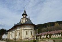 Monastery Putna - Suceava / Monastery Putna - Suceava- Romania