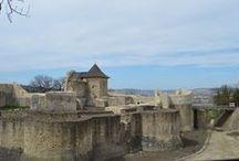 Cetatea de Scaun a Sucevei / Suceava - Romania