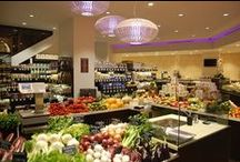 My work: Food Store design