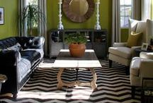 Patterned Carpets / Add statement flooring to any setting.