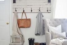 Inspiration for small home / Des idées créatives pour maximiser l'espace disponible dans une toute petite maison