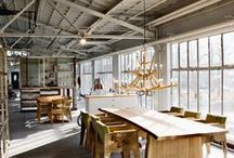 BLANC + loft / Industriëel, loft, stoer