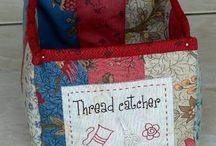 Fabric craft ideas / by Maureen Hames