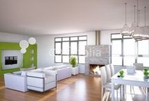 Royalty Free Interior Design Stock Images