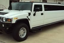 Hummer White 14 pax limo