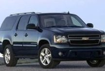Chevrolet Suburban 7 + Driver