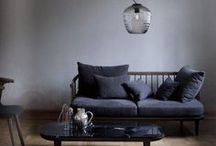 Menswear & Home / the perfect combination between the menswear style and home decor.