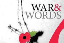 War and Words / In War and Words Surrey Libraries commemorates the centenary of the First World War: http://www.surreycc.gov.uk/warandwords