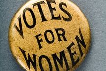 Women's History Month / All March long, we will be pinning to our Women's History Month Board, where you will find great educational resources, suggested literature, engaging activities, and interesting facts about the heroic women who have shaped U.S. history. / by Museum of Tolerance