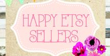 Happy Etsy Sellers Group Board / This is a Group Board for members of Happy Etsy Sellers team. Team members are free to Pin/Promote here their items. If you want to join this group, please Follow me on Pinterest first so I can send you an Invite (follow me here: http://www.pinterest.com/sorinabanica/ ). After following me just let me know on an Etsy convo. Enjoy! NOTICE! Please don't create new sections and please keep the section's color harmony/ aesthetics, if not, I will delete the pin! Thank you!