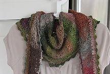 Bufandas y chales