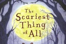Spooky reads for younger readers. / Fun reads for dark and gloomy nights.