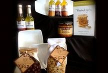 Gourmet Gifts / The Whole Package specializes in high quality gourmet gifts and gift items for everyone on your gift giving list!