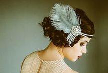 Gatsby bridal style | Gatsby menyasszony stílus / légy stílusos