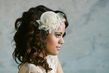 Bridal Hat | menyasszonyi kalap / nem csak menyasszonyoknak
