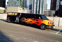 GMC 20 Pax Party Limo