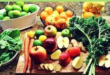 Healthy Foods / Eat Better, Feel Better, Live Better. Know the Facts about various foods