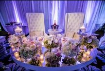 Sweetheart Table / A range of themes and styles - Carrie Zack's will create the perfect setting for the soon-to-be Mrs. & Mr.